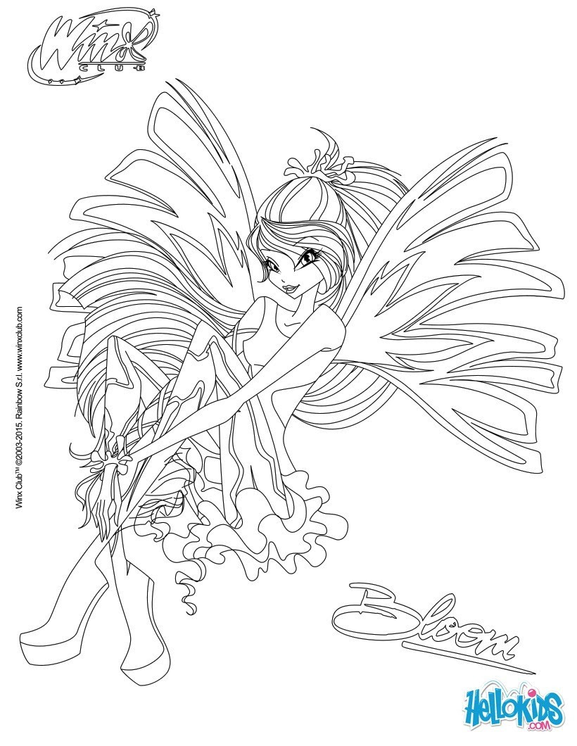 Flora transformation Sirenix Bloom transformation Sirenix