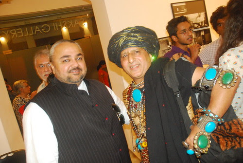 JJ Vallaya And The Barefeet Blogger of Mumbai by firoze shakir photographerno1