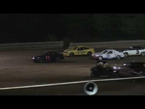 Ohio Valley Speedway | 9/18/20 | 4 Cylinder Feature