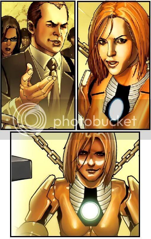 Homem de Ferro: Reinado Sombrio