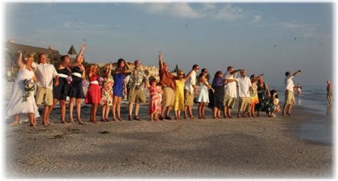 Blessing Stones   A Florida Beach Wedding