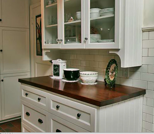 Favorite Antique White Paint - The Inspired Room