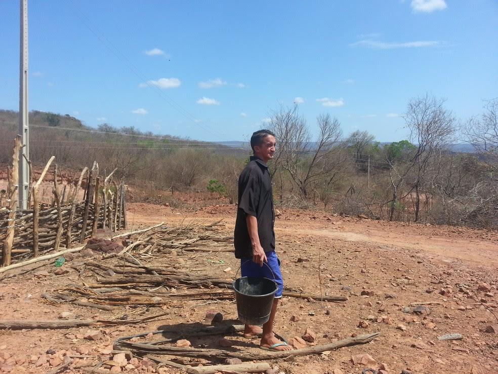 Mais de 80% dos municípios do Ceará têm situação de emergência reconhecidas pelo Governo Federal (Foto: Carlos Maciel)