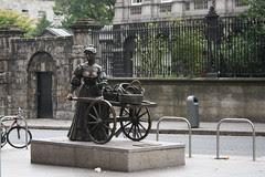 Molly Malone, Grafton Street, Dublin