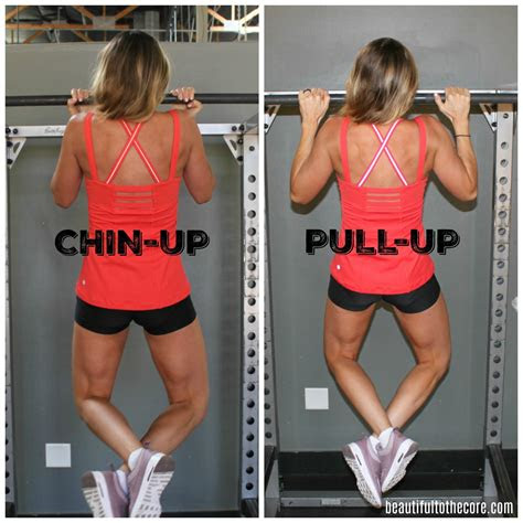 conquer pull ups beautiful   core