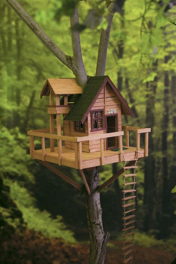 miniature tree houses 29