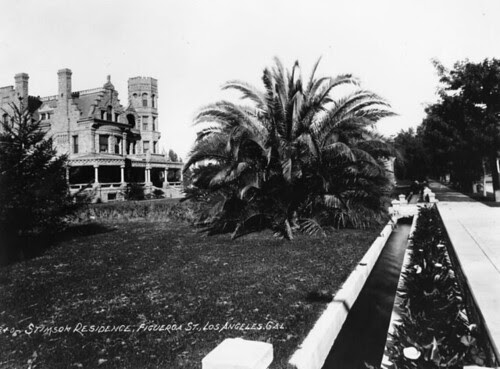 Stimson Residence with Zanja