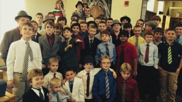 小學五年級的學生集體保護被欺負的小一同學3