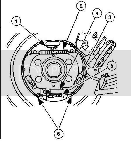 1997 Ford F350 Rear Brake Diagram - Wiring Site Resource