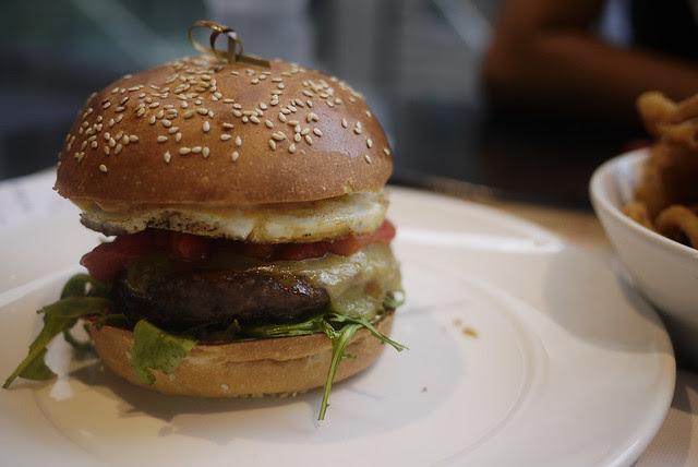 Rustic Chorizo Classic - Charlie & Co Burgers