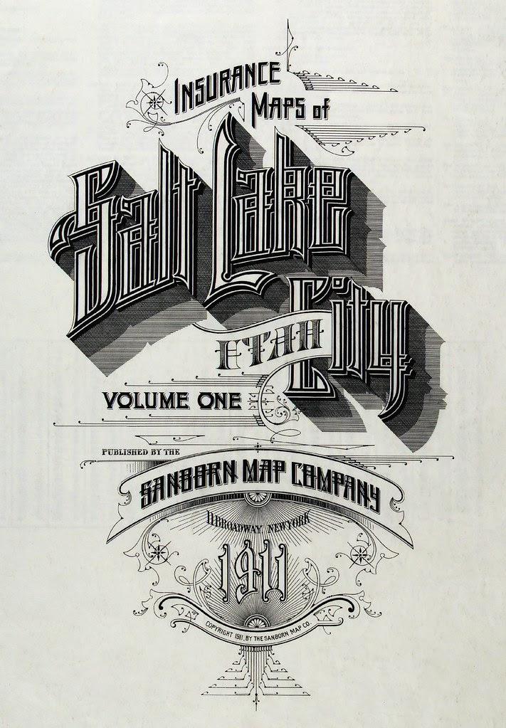 Salt Lake City, Utah 1911