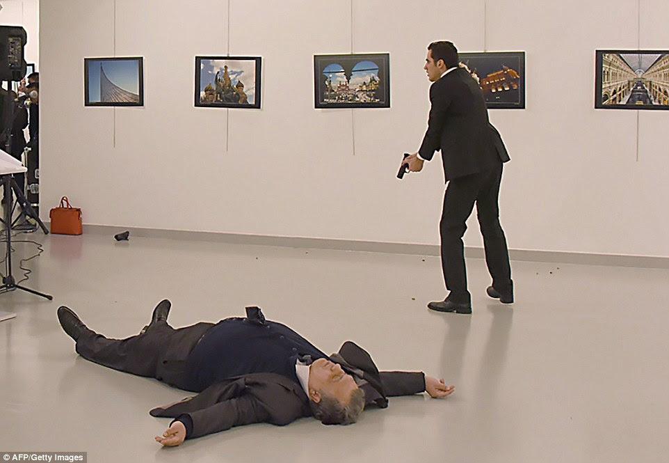 Αποτέλεσμα εικόνας για ΤΗΕ TURKISH ASSASSIN OF RUSSIAN DIPLOMAT