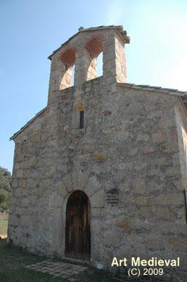 Sant Iscle i Santa Victòria de Sauleda
