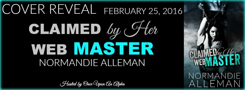 Claimed by Her Web Master CR Banner