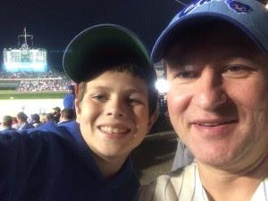 Rick and Sean selfie