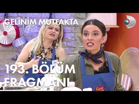 Gelinim Mutfakta 194.Bölüm 13 Aralik 2018 | Fragman İzle
