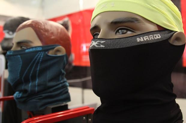 Brasil Cycle Fair 2013: Mascara anti-poluição para ...