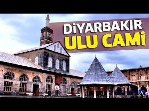 Ulu Camii / Diyarbakır Ulu Camii İslam Aleminin 5. Harem-i Şerifi