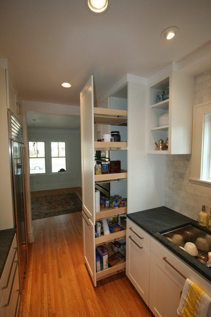 Roll Out Shelves - Joe's Custom Cabinetry