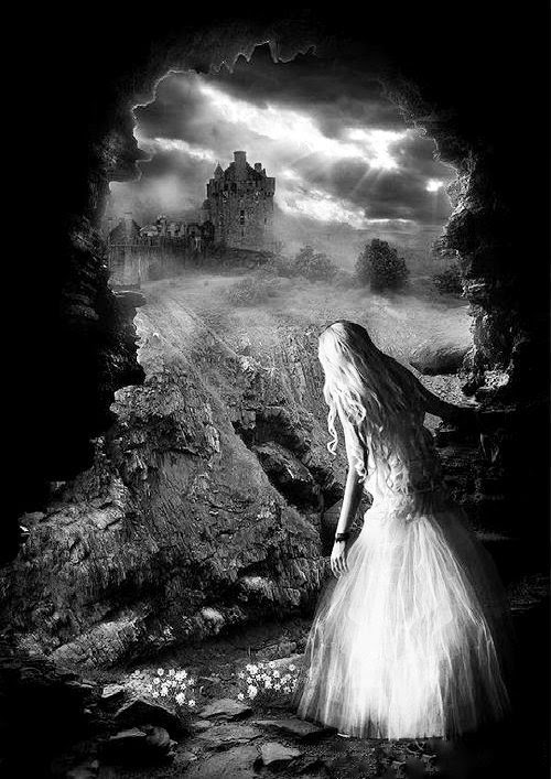 witchinqhour:  Should we visit End House? The beautiful house had been almost destroyed in the last storm. Pieces of its roof and shutters had blown off in the winds. The last family had disappeared. Who lives there now? Why did we receive an invitation for a party at the deserted house? Another storm is approaching. Let's go and find out about this mysterious party. THE DEAD GAME by Susanne Leist http://www.amazon.com/author/susanneleist http://www.outskirtspress.com/thedeadgame