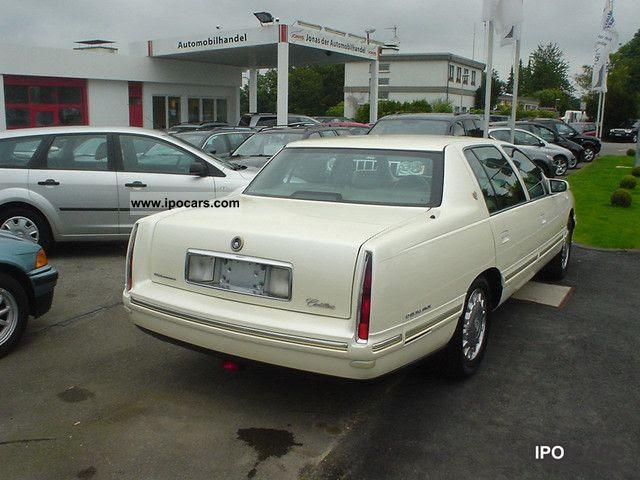 1998 Cadillac Deville d'Elegance 32V Northstar - Car Photo ...
