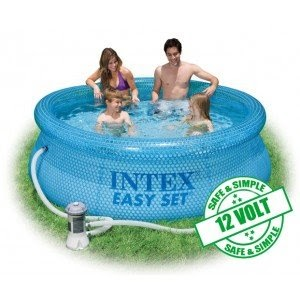 Avis intex piscines hors sol intex piscine intex easy for Piscine intex 244 avec filtre