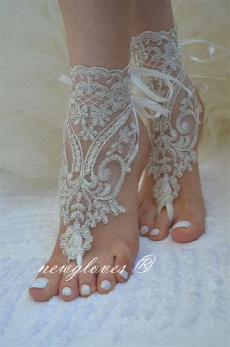 Destination Wedding Shoes The Beach   wedding decor