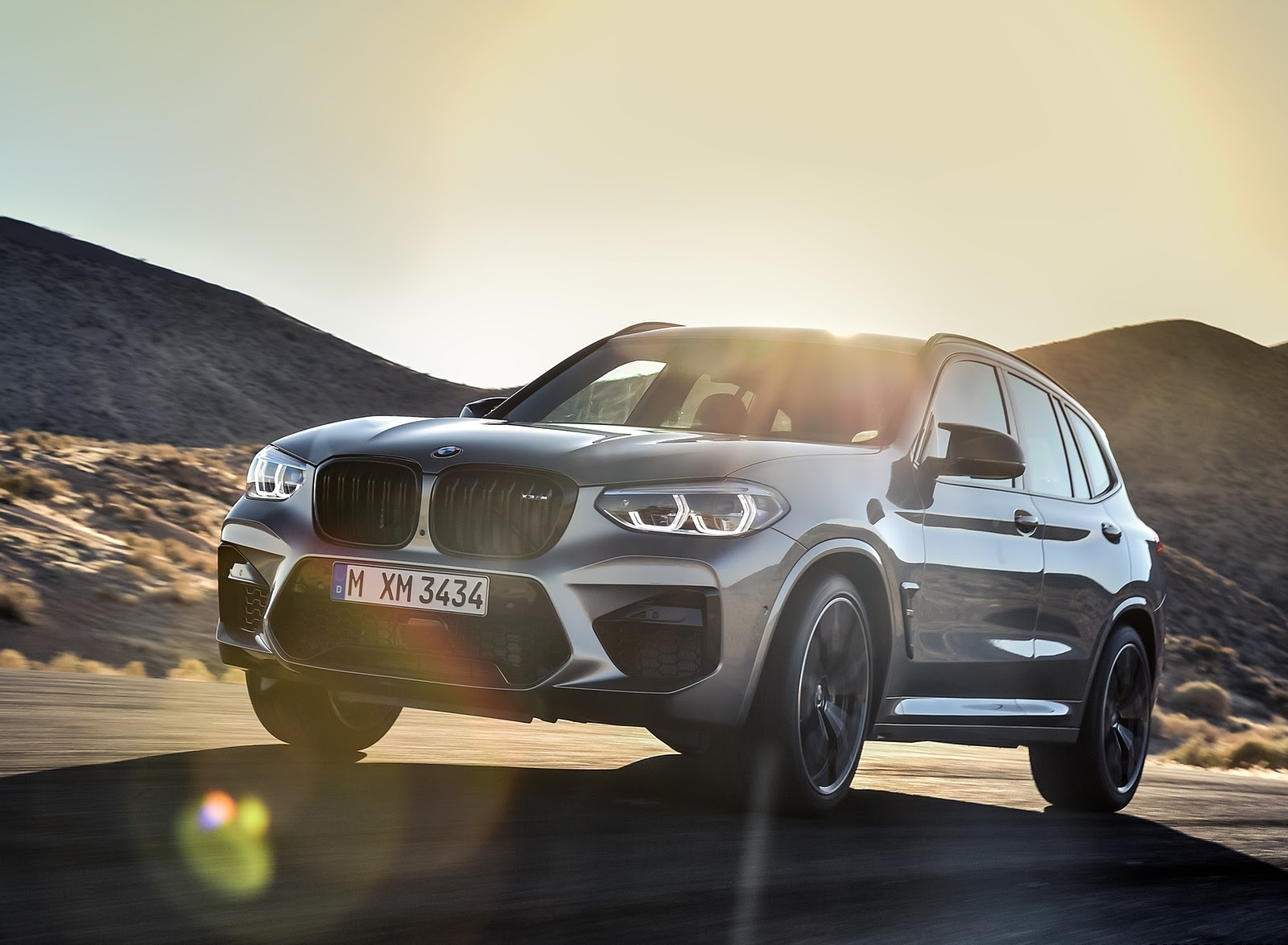 2020 Bmw X3 M Competition Wallpapers 85 Hd Images Newcarcars