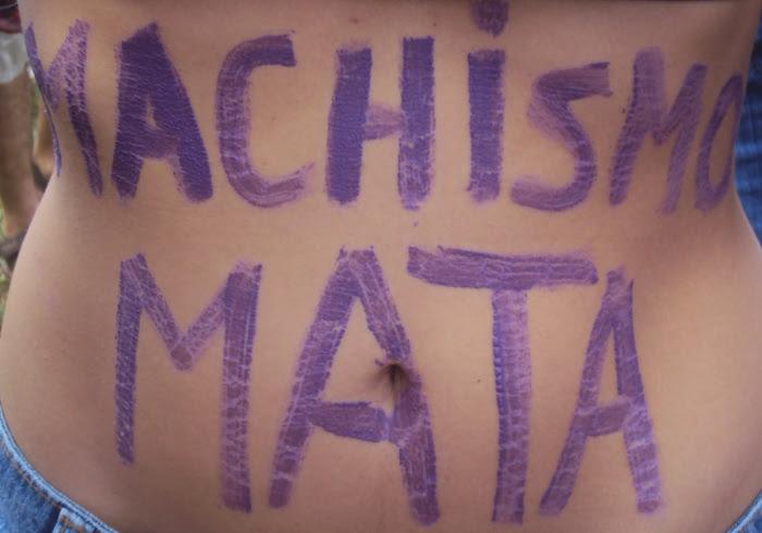 machismo no brasil
