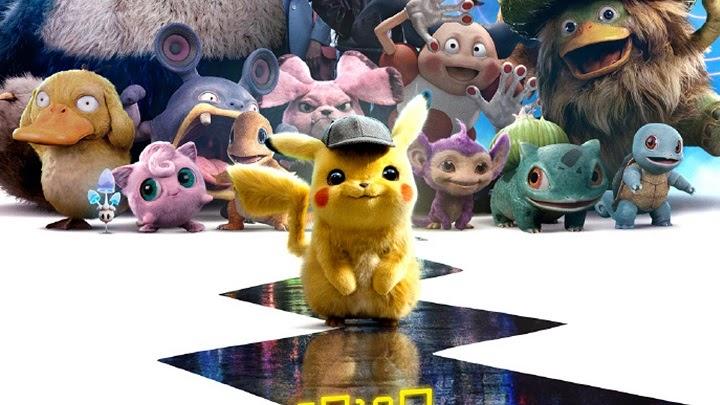 Pokemon Pokemon Detektyw Pikachu Caly Po Polsku