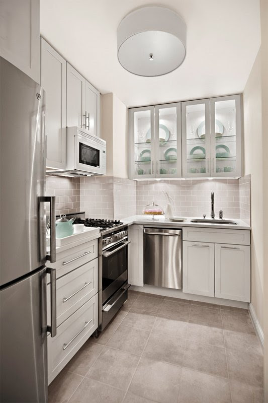 17 Cute Small Kitchen Designs