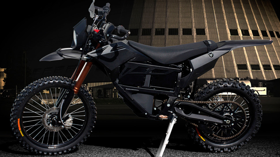 Al Qaeda Will Never See This Special Forces Stealth Motorcycle Coming