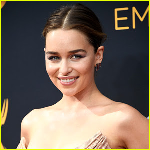 Emilia Clarke Shares Chewbacca Video from 'Han Solo' Set