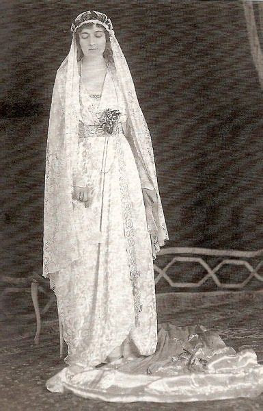 Princess Patricia Connaught, ?Patsy? in her wedding day