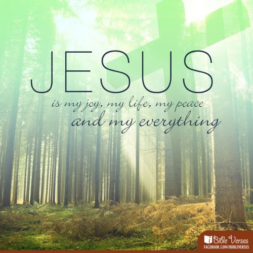 Jesus Is My Everything Quote Picture