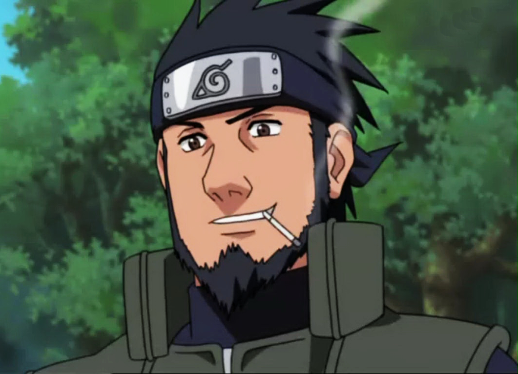 Asuma Sarutobi | Narutopedia Indonesia | Fandom powered by Wikia