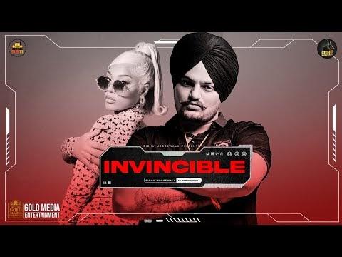 Invincible (Hath Vich Rakha Afgo)   Sidhu Moose Wala   Stefflon Don