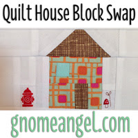 Quilt House Block Swap - INTERNATIONAL