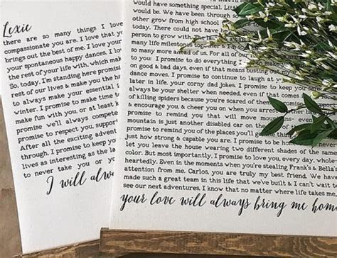 How to Write Wedding Vows (Examples And Template