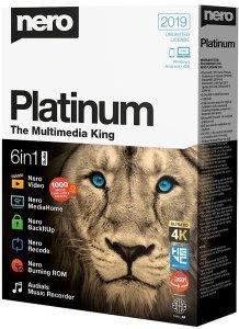 Nero Platinum 2019 Suite 20.0.05900 (2018) PC