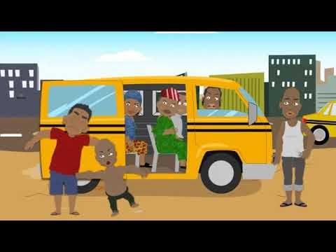 Oga Crusher - I go crush you o - Animation Funny Skit
