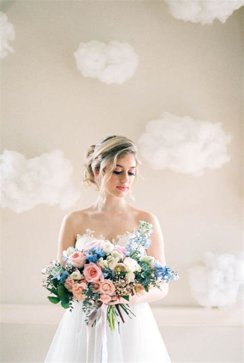 Dreamy vintage rose quartz and serenity wedding   100