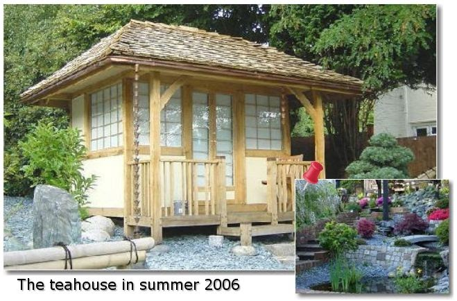 Edwats Japanese Garden Shed Plans