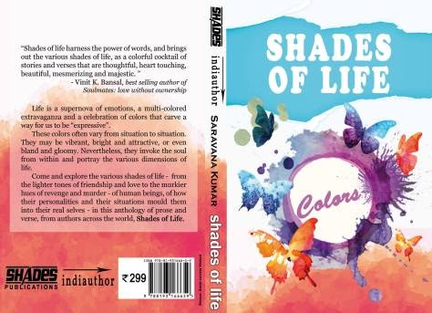 Shades of Life - Releasing 23rd March