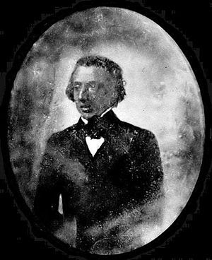 Frédéric Chopin 1846 or 1847 daguerreotype