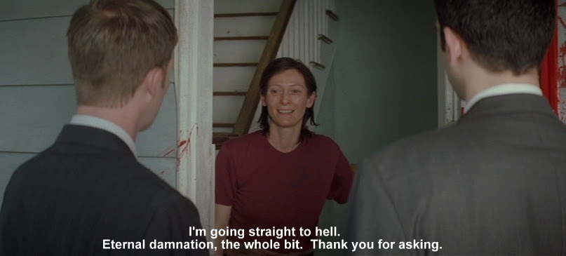 Film Quote Text Hell Tilda Swinton We Need To Talk About Kevin