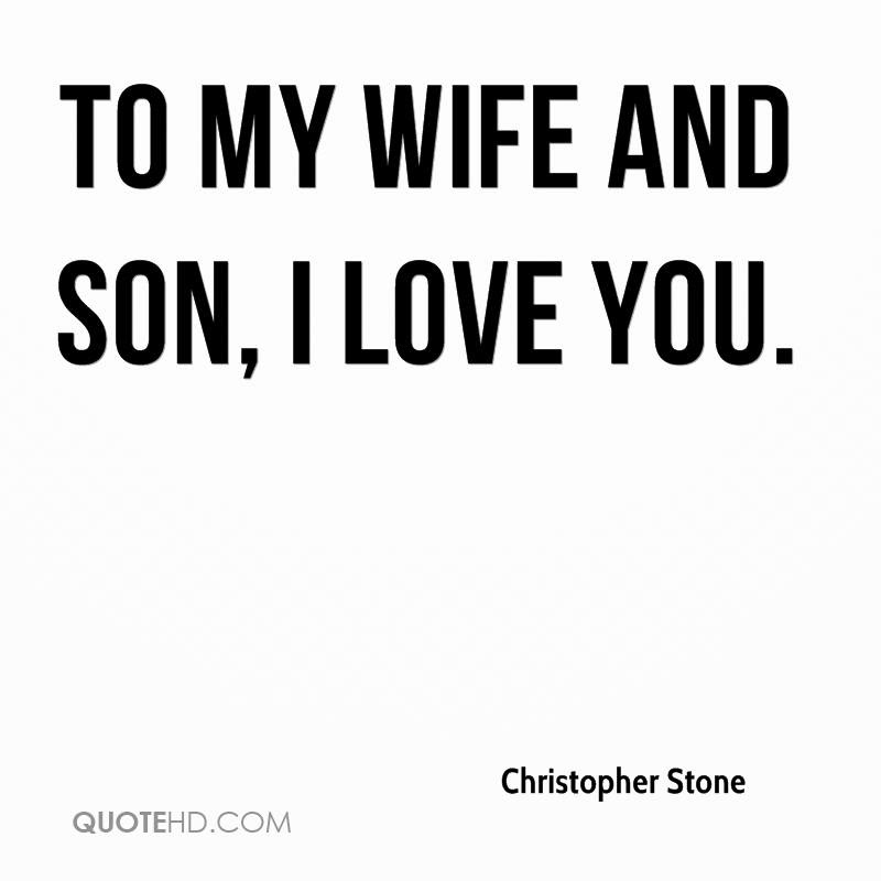 Christopher Stone Wife Quotes Quotehd