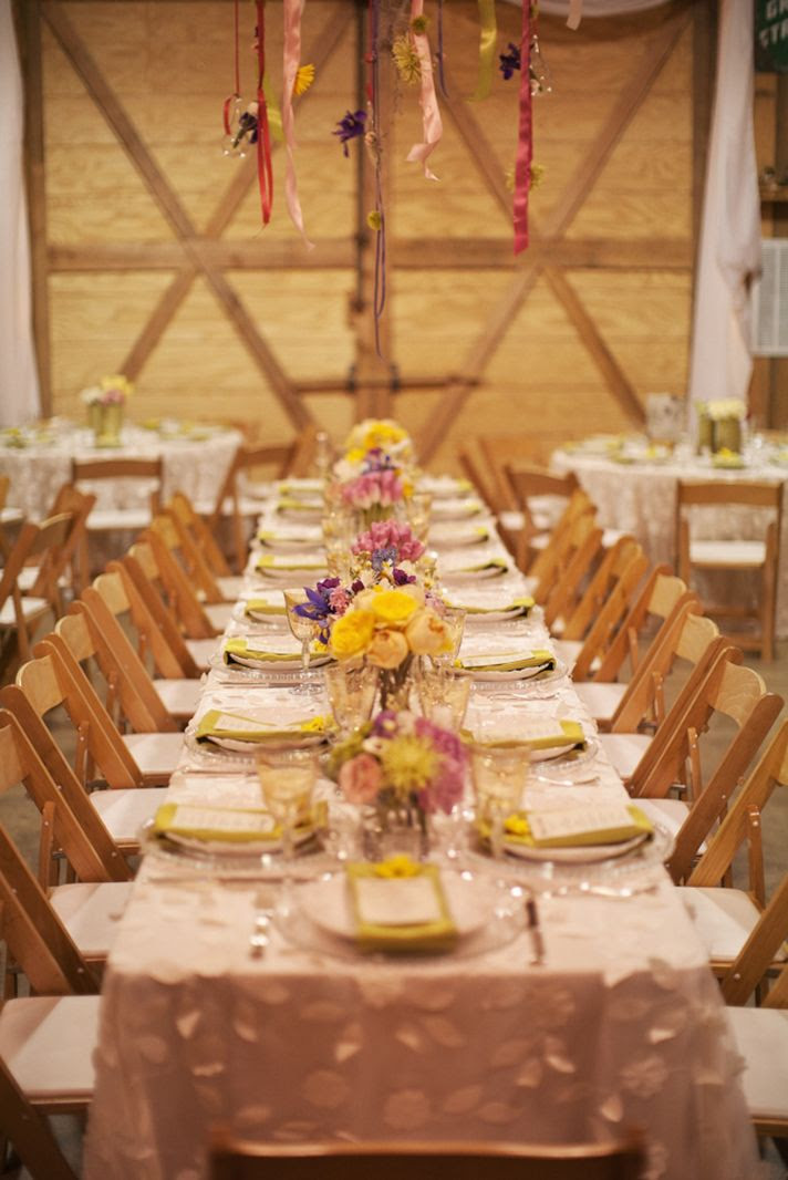 Outdoor Spring Wedding Southern Charm Casual Elegance