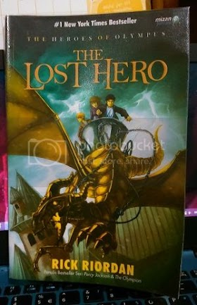 The Lost Hero (Reread) Review