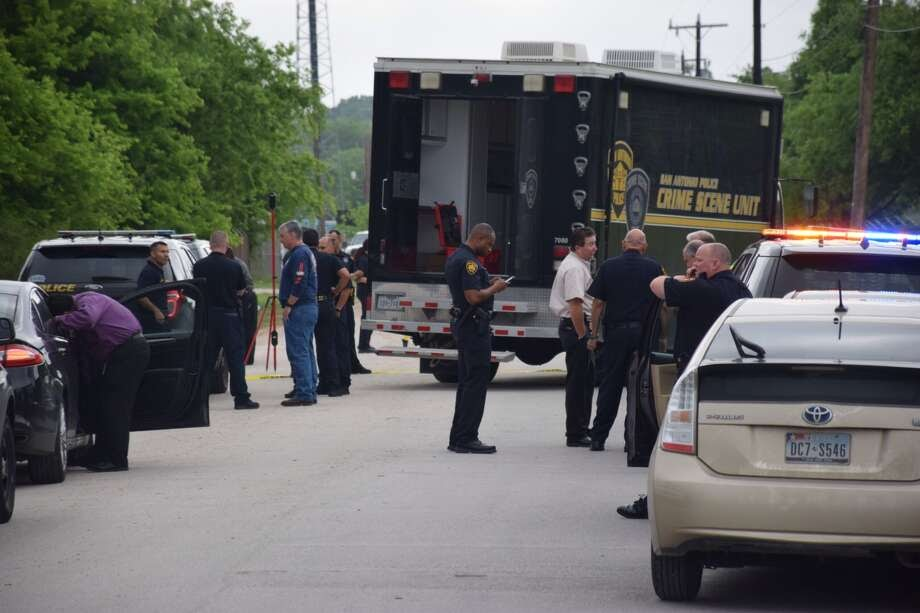 San Antonio Police officer commits suicide on duty inside